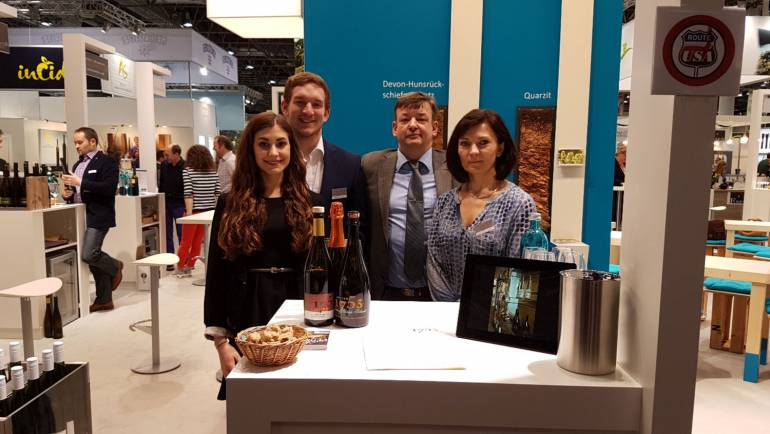 Messe ProWein 2017