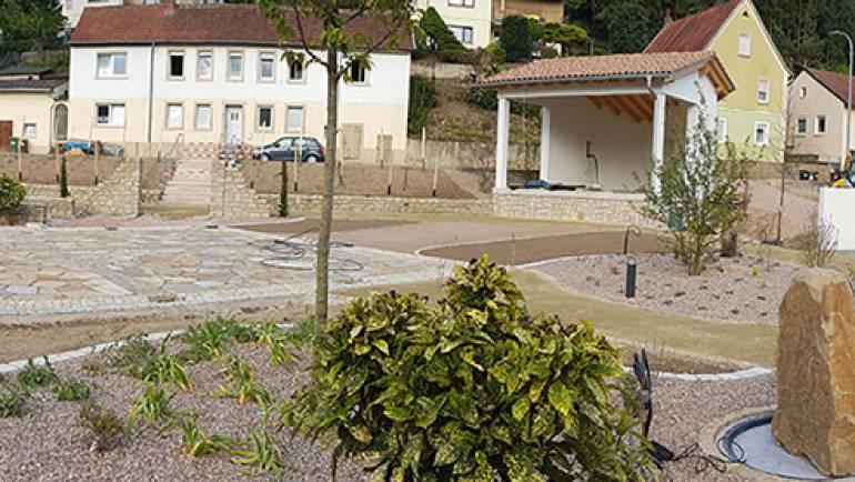 Weinpark öffnet an Pfingsten